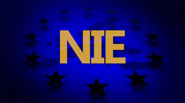 NIE Unión Europea